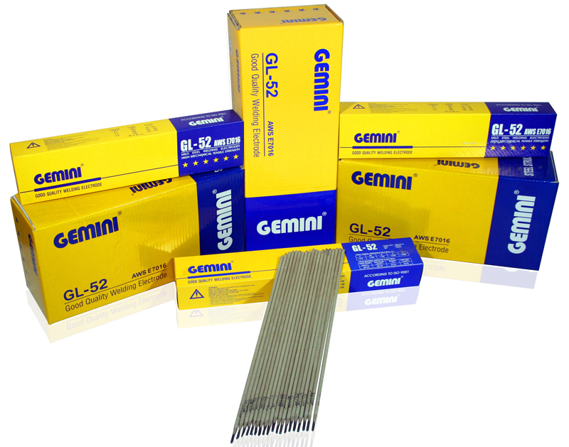 Que hàn inox Gemini G-308