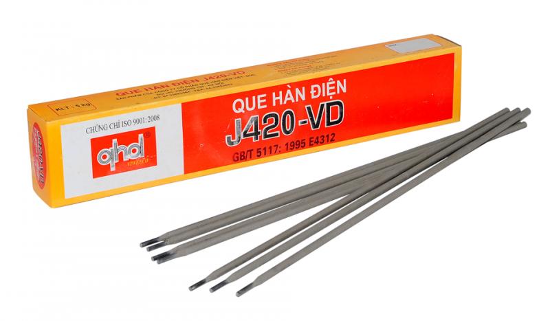 Que hàn điện J420–VD