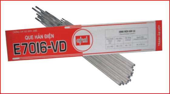 Que hàn điện E7016-VD