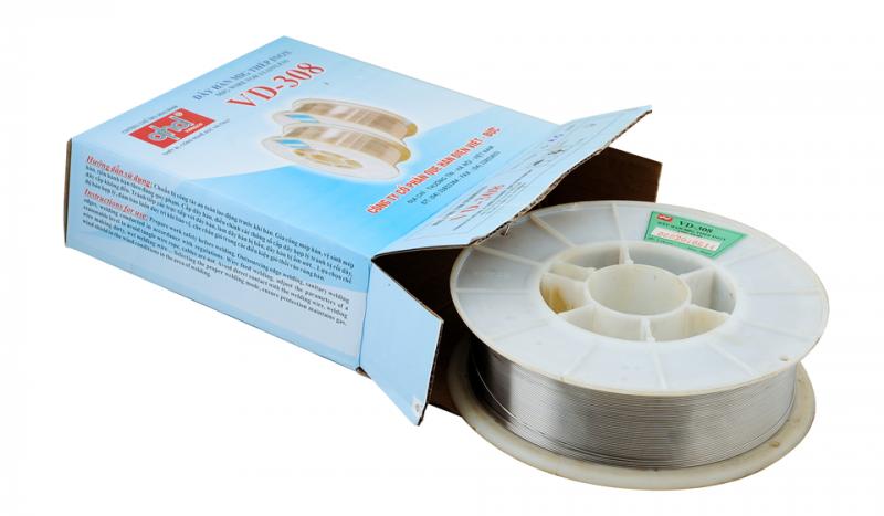 Dây hàn thép không gỉ- hàn MIG (VD-308)
